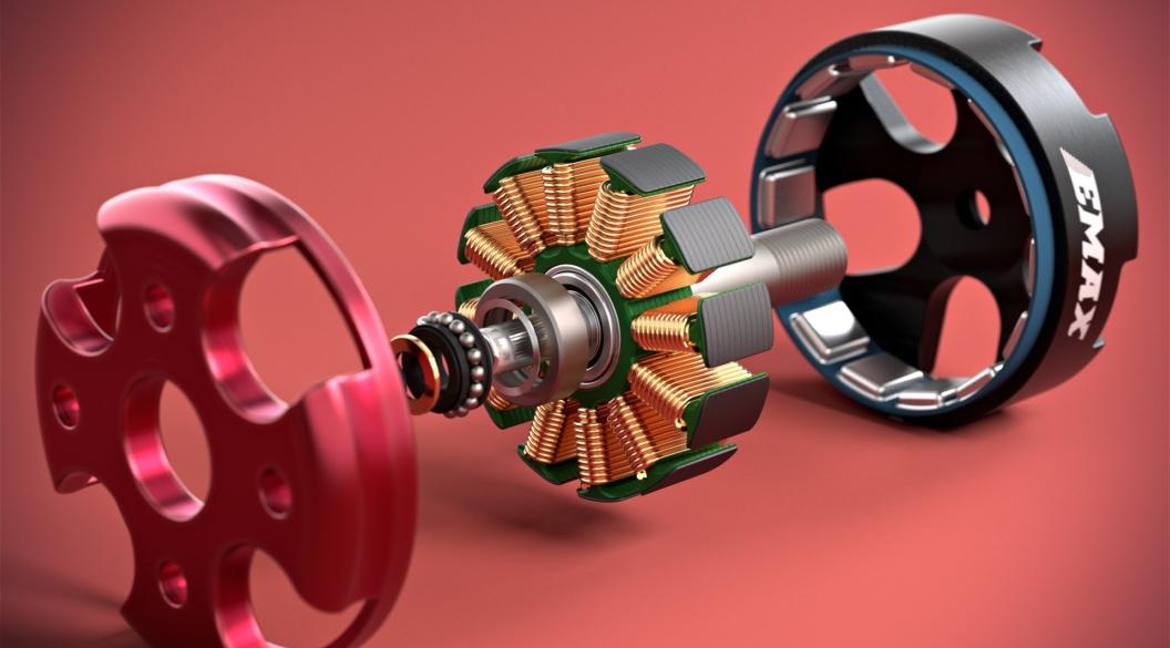 EMAX DC-Motor
