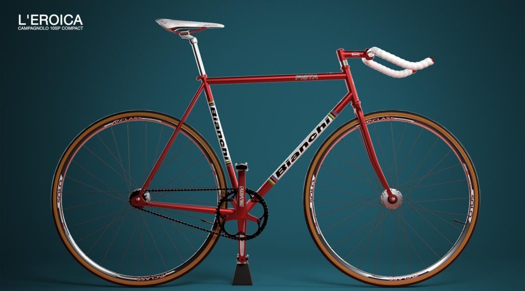 Bianchi Vintage Fahrrad